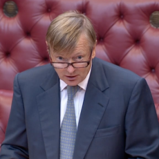 Constant sniping of academy sponsors 'depressing', says Lord Nash